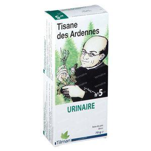 Tisane Arden. Nr. 5 Urinaire 70 g