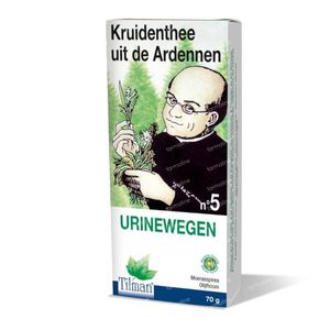Arden-Thee Nr. 5 Urinewegen 70 g