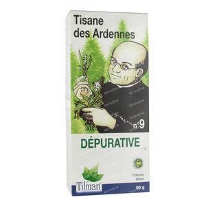 Tisane Arden. Nr. 9 Depurative 90 g