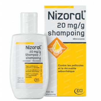 Nizoral Anti-Pellicules Shampoo 100 ml