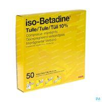 iso-Betadine Tule 50 st