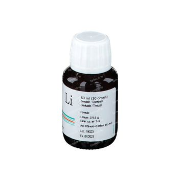 Biogam Li 60 ml