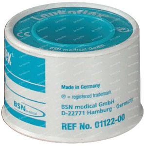 Leukoflex Lid Adhesive Plaster 2.5cm x 5m 1 pieza