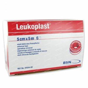 Leukoplast Cover Sticking Plaster 5,00Cmx5m 1 item