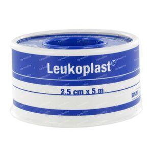 Leukoplast Impermeable Fourreau 2.5cm x 5m 1 pièce
