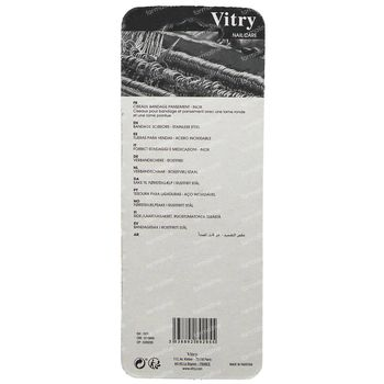 Vitry Classic Ciseaux Bandage Inox 1001 1 pièce