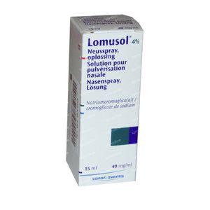 Lomusol Neusspray 15 ml