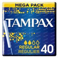 Tampax Regular 40 stuks
