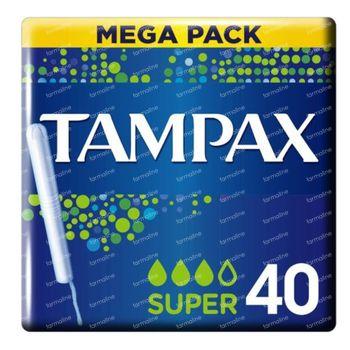 Tampax Super 40 st