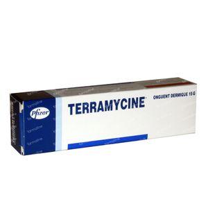 Terramycine Huidzalf 14 g