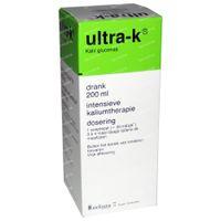 Ultra K 200 ml oplossing