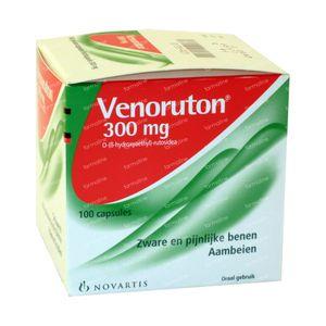 Venoruton 300mg 100 capsules