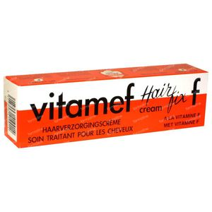 Vitamef Hairfix 40 g cream