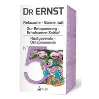 Dr Ernst Thee Nr. 5 Kalmerend 24  zakjes