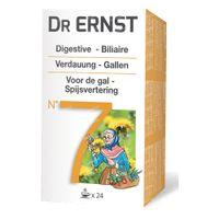 Dr Ernst Thee Nr. 7 Gal & Spijsvertering 24  zakjes