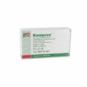Komprex 0 Niervormig 22301 9 cm