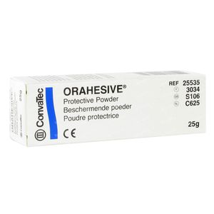 Orahesive 25 g poudre