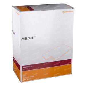 Melolin Stérile Compresse 10 x 20cm 66974939 100 pièces