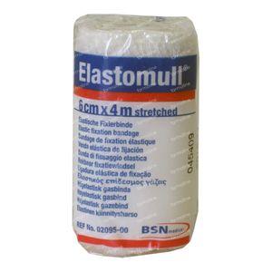 Elastomull Fixation Bandage Elastic Cello 6cm x 4m 1 St