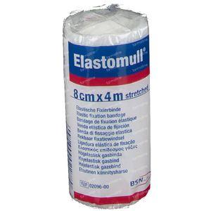 Elastomull Bande Fixation Elastique Cello 8cm x 4m 1 pièce
