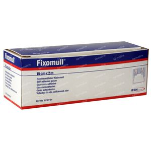Fixomull ADH 15cm x 2m 1 pièce
