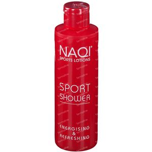 Naqi Sport Douche 200 ml