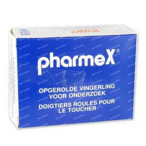 Pharmex Vingerling Opgerold L 100 stuks