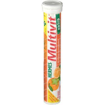 Hermes Multivit Extra 20 comprimés effervescents