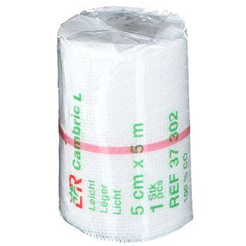 Lohmann & Rauscher Cambric L 5cm x 5m 37302 1 pièce