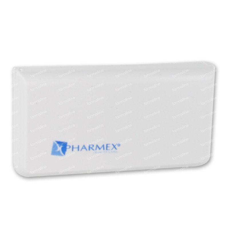 Pharmex Day Pill Box 3 Vakken 1 stuk hier online bestellen ...