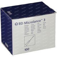 BD Microlance 3 Nadeln 27G 3/4 RB 0.4x19Mm 100 st
