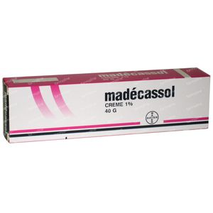 Madecassol 40 g crème