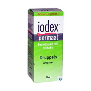 Iodex Derm 30 ml oplossing