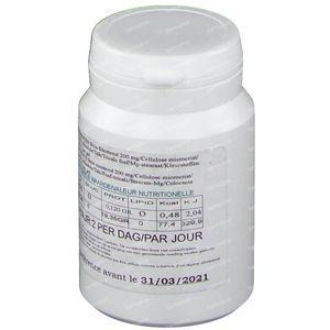 Beta Sitosterol 200mg 60 capsules