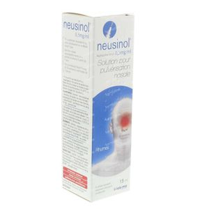 Neusinol 15 ml spray