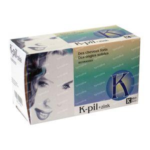K-Pill + Zinc 80 dragées