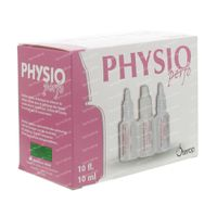 Physio Sterop Perfo 10ml 10  flakons