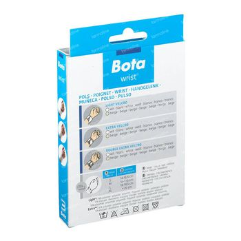 Bota Serre-Poignet Velcro L 1 pièce