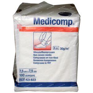 Hartmann Medicomp Kompres 4 Lagen 7.5 x 7.5cm 421823 100 St