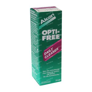 Opti-Free Daily Cleaner 24 ml