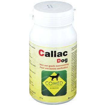 Callac Lait Poudre Chiens 300 g poudre