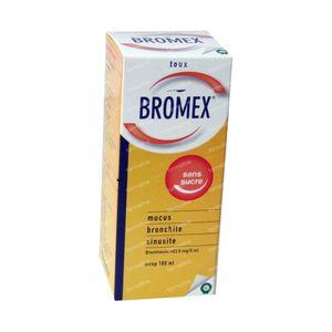 Bromex 180 ml siroop