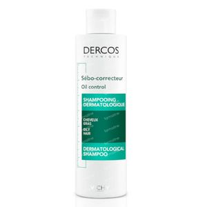 Vichy Dercos Shampoo Sebumregulerend 200 ml