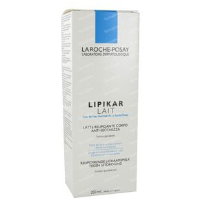 La Roche Posay Lipikar Lipid-Replenishing Body Milk 200 ml