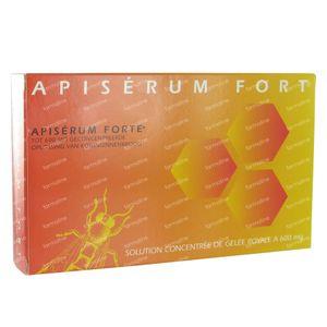 Apiserum Forte 24 ampoules