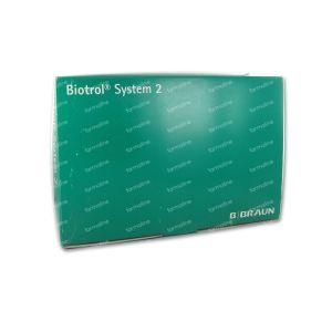 Biotrol System 2 G/Z 35Mm Wit F24535A 30 pièces