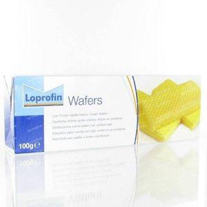 Loprofin Vanille Wafels 100 g