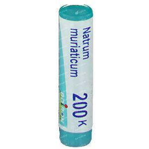 Boiron Natrium Muriaticum 200K Glóbulos 1 stuk
