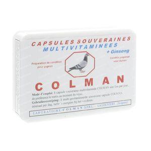 Colman Souverain Multivitamine 100 capsules