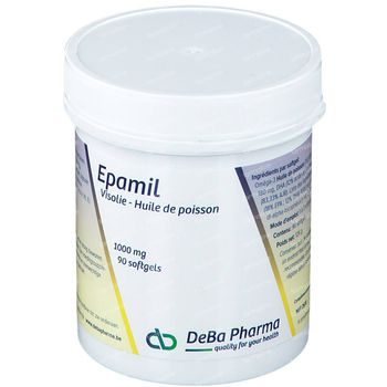 Deba Epamil 1000mg 90 capsules